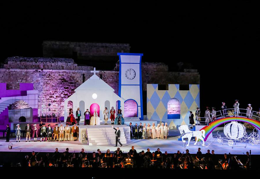 оперный фестиваль